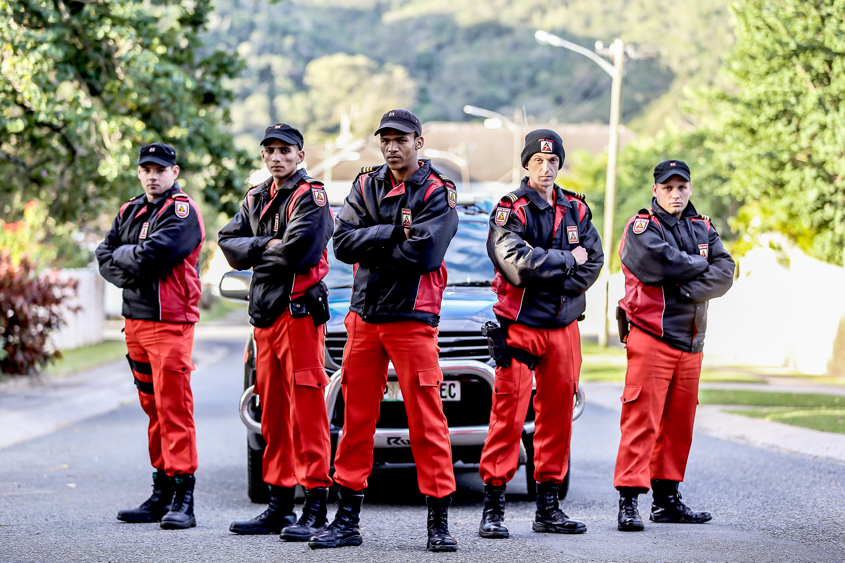 Red Alert Cleaning Amp Security Company South Africa
