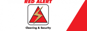 red alert cleaning and security